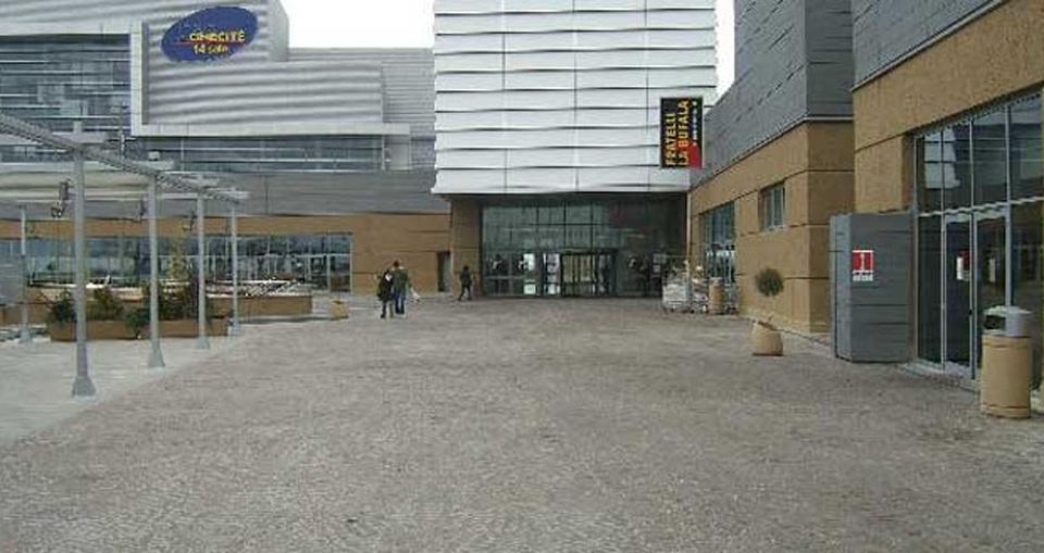 Centro Commerciale Bufalotta Roma