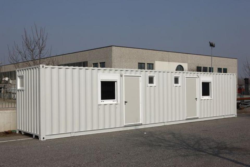 Container e monoblocchi prefabbricati